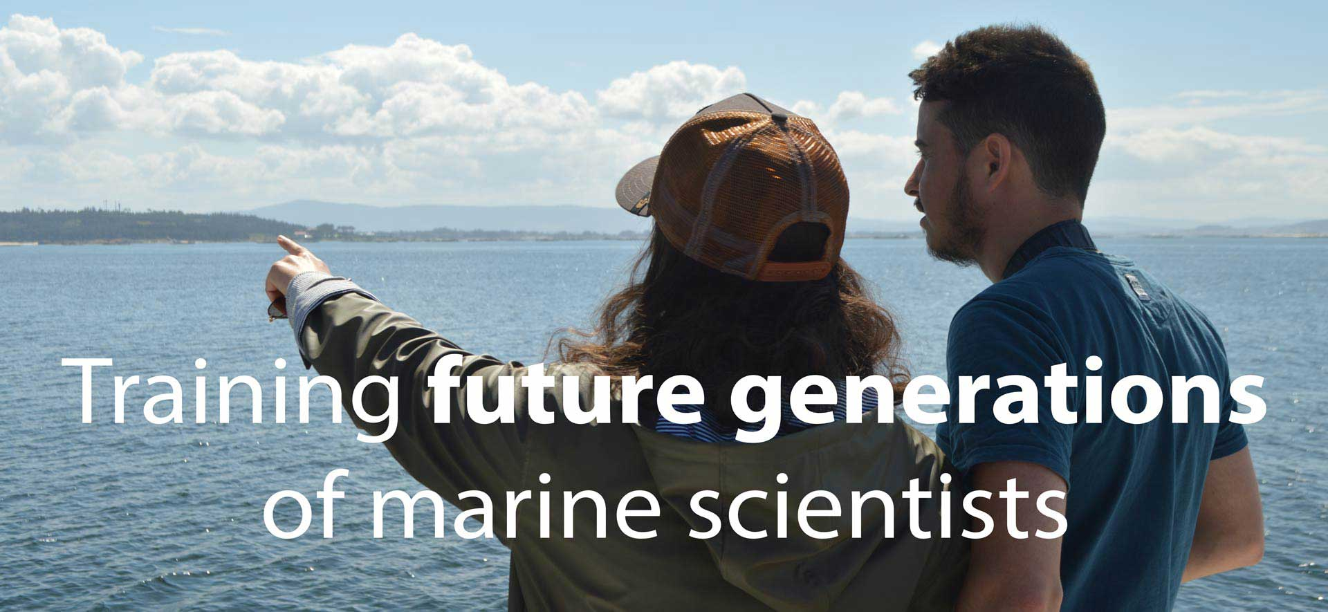 Marine biology programs